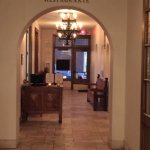 Entrance from St. Francis Hotel Lobby