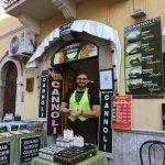 Cute shop located just outside the Porta Catania in Taormina