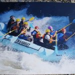 6 Class 5 rapids on the Gauley