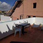 Room 15: Large verandah with both shade and sun