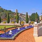 Jardins Baha'i e Domo Dourado