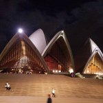 Sydney Opera House - Night