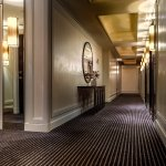 Guest Corridors at The Mark