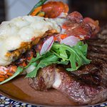 Our surf and Turf