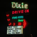 Nighttime at The Dixie