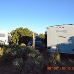 Foto di Spider Rock Campground