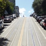 Photo of Powell and Market Cable Car Turnaround