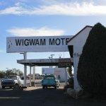Foto van Wigwam Motel