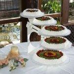 Para tu boda confía en nuestros reposteros. Tenemos pastelería propia.