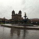 Historical district, Cusco