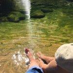 Φωτογραφία: Sitting Bull Falls