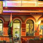 Fachada Restaurante Santa Fe, La Macarena, Bogotá, Colombia