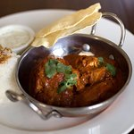 Butter chicken - Food from the Heart menu