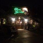 Front door, Olive Garden, Langley, BC