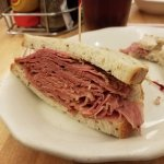 1/2 a pastrami on rye!