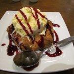 berry crustata, Olive Garden, Layton, UT