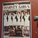 "History of the Harvey House ""girls""."