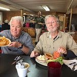 Foto van Yukon River Camp Cafe