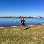 Swan River Foto
