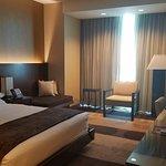 attractive smaller room