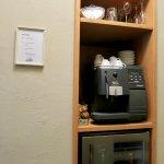 Hotel Schwert: Coffee Machine & MiniBar
