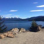 A maravilhosa rota dos sete lagos, de Bariloche a San Martin de Los Andes.