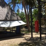 Island Indoor / Outdoor Gym