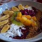 berry bowl!