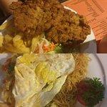 Oranje Bar Foto
