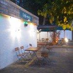 Le restaurant du camping bois de boulogne