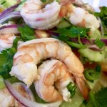 Shrimp Salad - refreshing - delicious