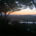Breathtaking when the sun rises.