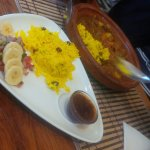 Curry in tagine