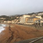 Ventnor Beach (short walk from The Royal)