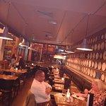 Inside Brasserie