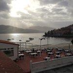 Fin de semana estupendo. Las vistas geniales desde el hotel. La playa al lado del hotel. La comi