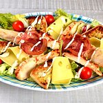 La délicieuse salade césar