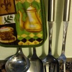 Large Utensils available