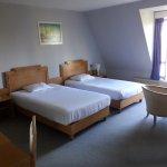 Chambre 6ème étage Grand hôtel