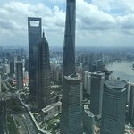 View of the Shanghai Tower