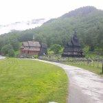 Photo de Borgund Stave Church