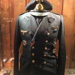 Un uniforme allemand