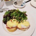 Ovos benedict - clássico!