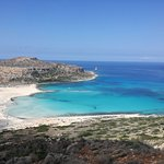 Photo de Balos Lagoon