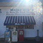 Maine Diner Photo