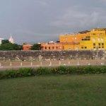 Vista del centro histórico