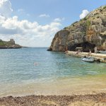 Xlendi Bay Gozo Island Malta.