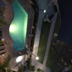 Pool outside of my balcony