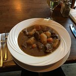 The Guinness Beef Stew was very tasty