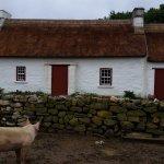 Life and culture on the 1700's Irish Farm